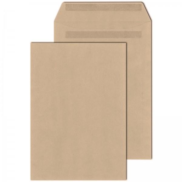 Versandtaschen DIN B4 110 g/m² Selbstklebend Braun