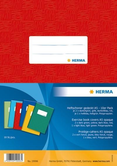 HERMA 19996 Sortierung Heftschoner A5 gedeckt