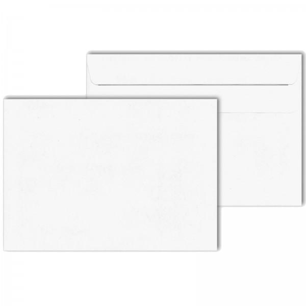 Briefumschläge DIN C6 70 g/m² Selbstklebend Weiß