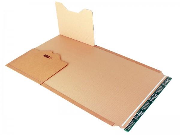 Buch-Versandverpackungen 886 x 644 x 80 mm