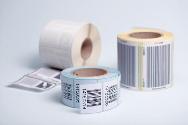 HERMA 4247 Rollenetiketten Thermotransfer 52x25 mm weiß Papier s