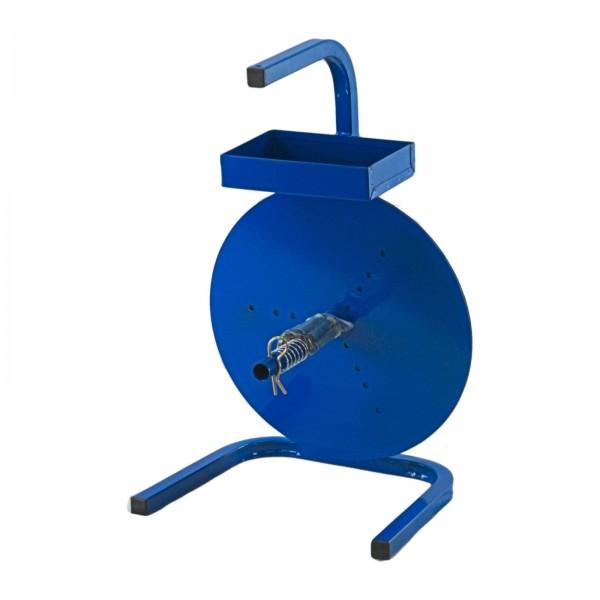 1 x Abrollgerät Abroller für Textil und PP Umreifungsband Kern 7