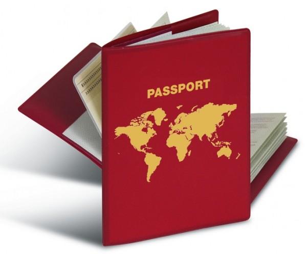 HERMA 5549 RFID Schutzhülle für Reisepass