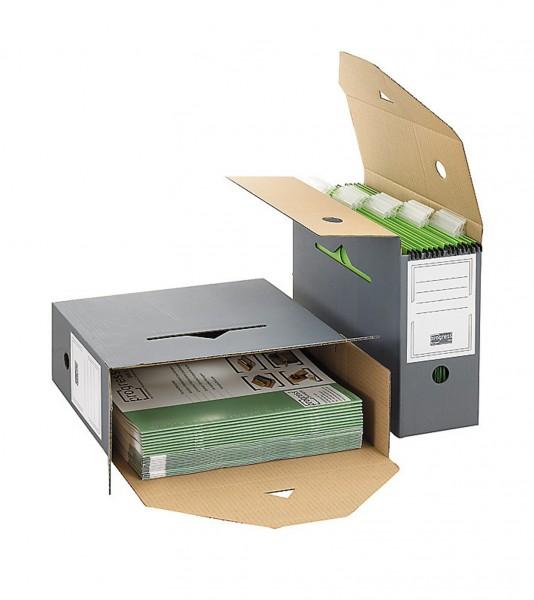 Ablagebox 120 SELECT 328 x 115 x 239 mm grau