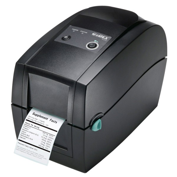 GoDEX Desktopdrucker GP-RT200 203 dpi LAN seriell USB