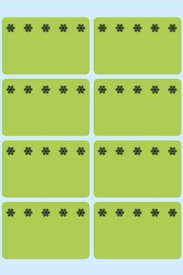 HERMA 3775 Tiefkühletiketten grün 26x40 mm Eiskristalle 480 St.