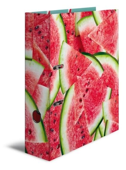 HERMA 7104 10x Motivordner A4 Früchte - Wassermelone