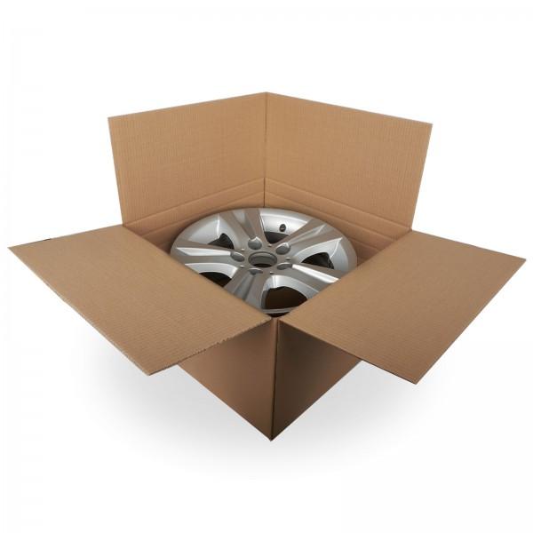 Felgenkarton für 20 Zoll Felge 55 x 55 x 34 cm (2-wellig)
