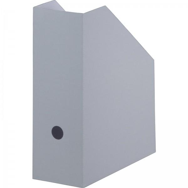 Archiv-Stehsammler 105 mm Rückenbreite DIN A4 Grau