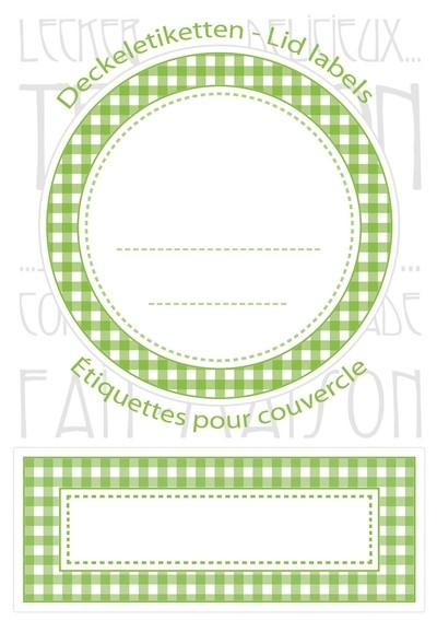 HERMA 15049 10x Sticker HOME Deckeletiketten Ø 70 grün