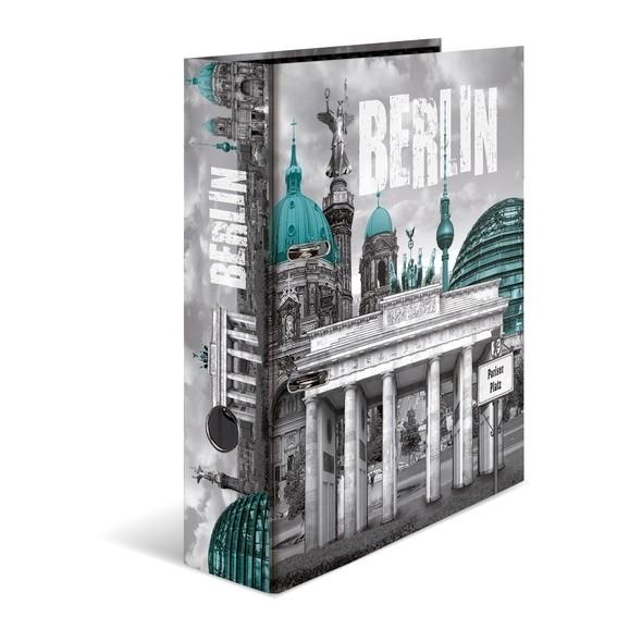 HERMA 7170 10x Motiv-Ordner A4 - Berlin