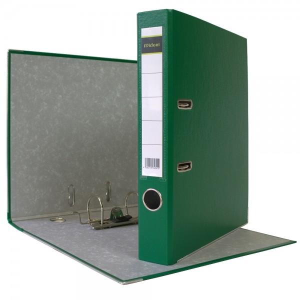 Ordner A4 5 cm PP Kunststoff Grün Aktenordner Briefordner