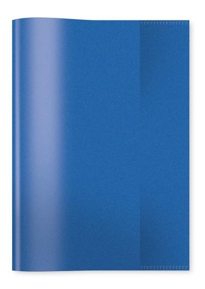 HERMA 7483 2500x Heftschoner PP A5 transparent/dunkelblau