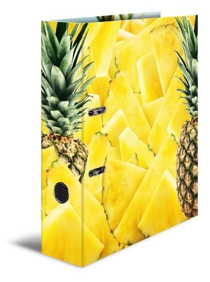 HERMA 7113 10x Motivordner A4 Früchte - Ananas