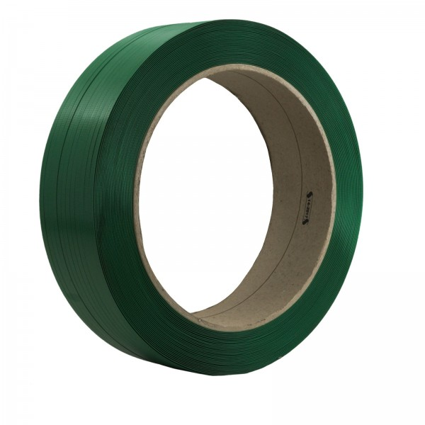 1 Rolle PET Umreifungsband 12 mm x 0,60 mm 2200 m 240 KG Kern 40