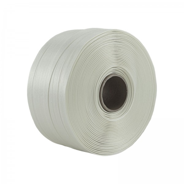 1 Rolle Textilband 19 mm 400 m 975 KG Textil Band Umreifungsband