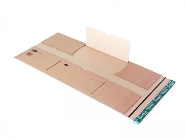 Ordner-Versandverpackungen mit zentraler Packgutaufnahme 350 x 3