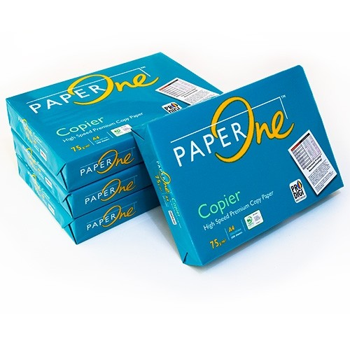 500 Blatt Kopierpapier Paper One Copier 75 Premium