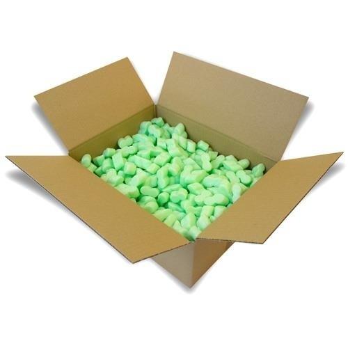 50 Liter BIO Flo-Pak Green Verpackungschips Füllmaterial