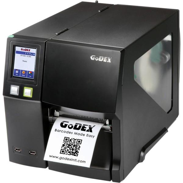 GoDEX Industriedrucker ZX1300i 300 dpi USB LAN seriell