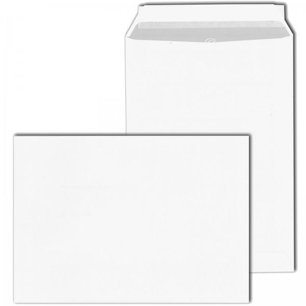 Briefumschläge DIN C5 90 g/m² Haftklebend Weiß